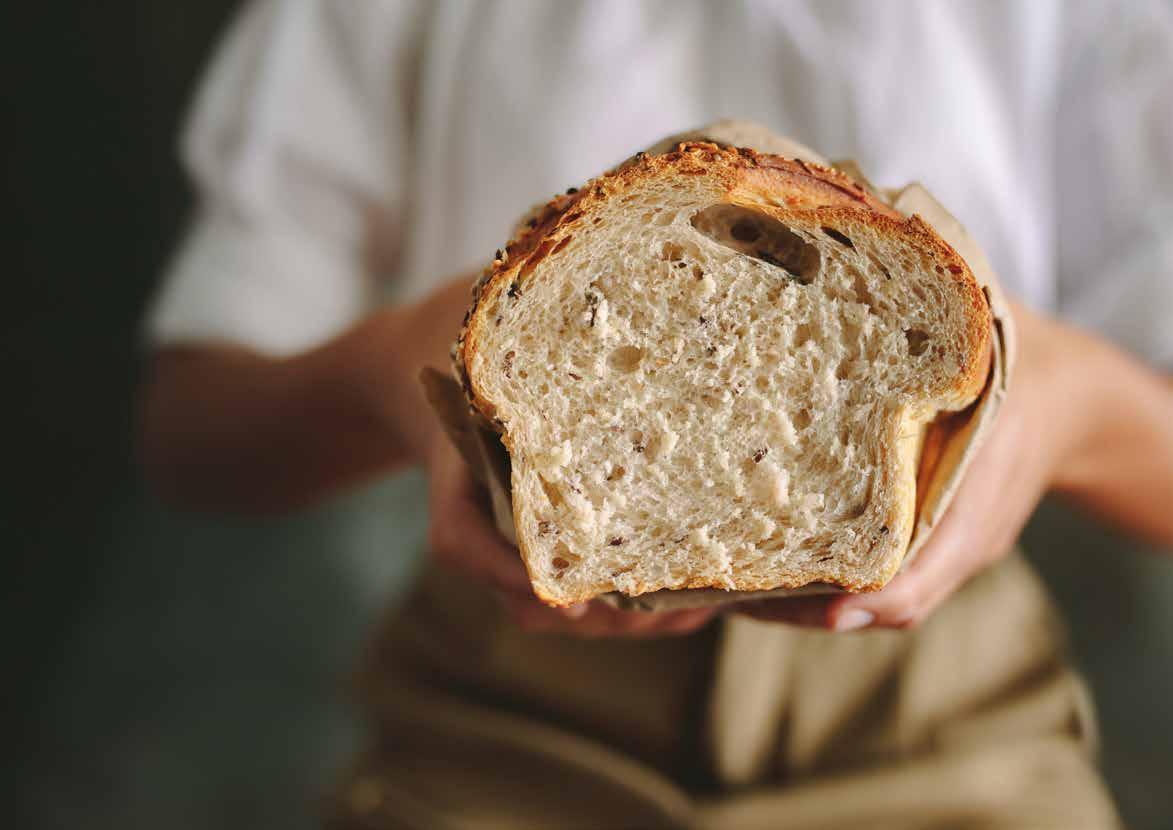 Bread - Tsebo Nutrition